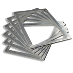 23 x 31 Aluminum Frames Only - Priced Each - Sold By Dozen