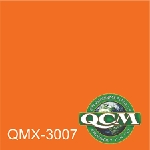 QCM QMX-3007 BLAZE ORANGE QUICK MATCH SYSTEM INK