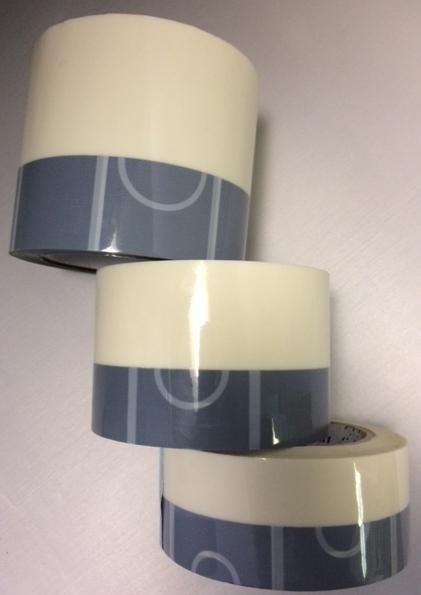 Split Liner Tape 2 Quot X 60 Yd Roll
