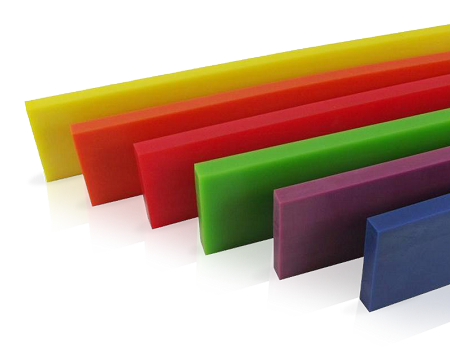 Squeegee Blade Only 60 Durometer Sold Per Inch