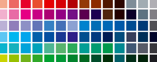 STOCK COLORS EH HIGH OPACITY