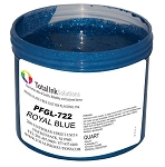 TOTAL INK SOLUTIONS GL-220 ROYAL BLUE GLITTER INK