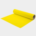 Hotmark Revolution Heat Transfer Vinyl Lemon Yellow 313