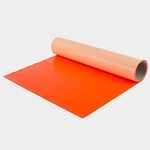 Hotmark Revolution Heat Transfer Vinyl Flou Orange 326