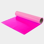 Hotmark Revolution Heat Transfer Vinyl Flou Pink 332
