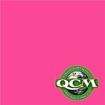 QCM WOW-403 FLUORESCENT PINK MULTI-PURPOSE / WET-ON-WET INK