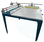 ACCU-GLIDE ALUMINUM VACUUM TABLE 15