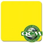 QCM WOW-210 CHROME YELLOW MULTI-PURPOSE / WET-ON-WET INK