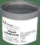 TOTAL INK SOLUTIONS GL-670 CHROME SILVER GLITTER INK