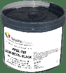 TOTAL INK SOLUTIONS GL-702 GUNMETAL BLACK GLITTER INK