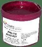 TOTAL INK SOLUTIONS GL-710 BURGANDY GLITTER INK