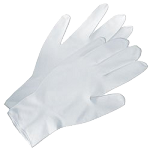 GLOVES-EXTRA LARGE-POWDER FREE (EXAM) sold by box 100