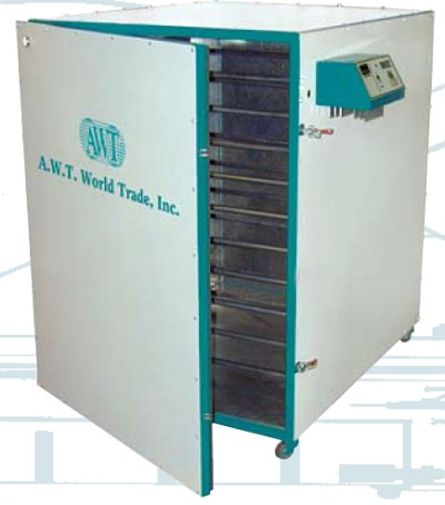 Dry-It Horizontal Screen Drying Cabinet 220V