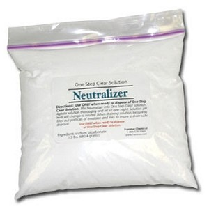 FRANMAR NEUTRALIZER FOR ONE STEP CLEAR - PACKET