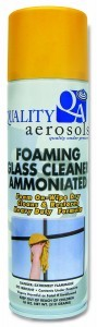 Foaming Glass Cleaner Ammoniated 20 oz.
