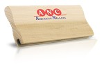 Squeegee Wood Hand ONLY | Sold Per Inch