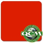 QCM WOW-401 SCARLET MULTI-PURPOSE / WET-ON-WET INK